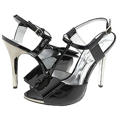 Jessica Simpson Halli sandal in black patent from endless.com