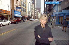 Forbes and Fifth corridor in downtown Pittsburgh