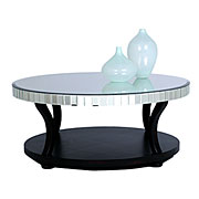 Z Gallerie Mirrored Coffee Table