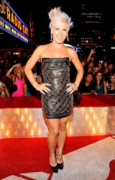 Pink at 2009 VMAs