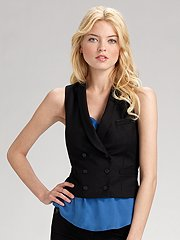 Rag and Bone waistcoat vest