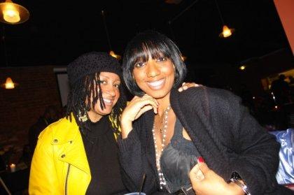 Me and Rozzi Daime