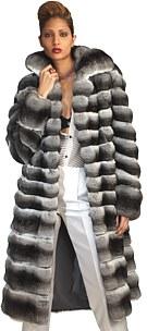 Lil Kim Chinchilla Coat