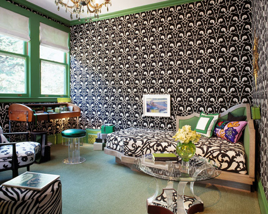 OMG Dope Wallpapered Bedrooms ClearlyFabulous. Dope Bedrooms